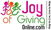 Joy of Giving Foundation'