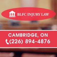 BLFC Injury Law Logo