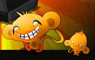 Monkey Go Happy –'