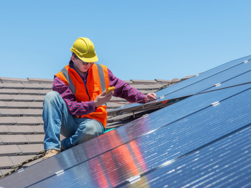 Company Logo For Home Solar Installation Roseville CA'