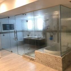 Glass Railings System'