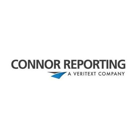 Company Logo For Connor Reporting'