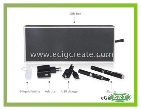 ego-w electronic cigarette'