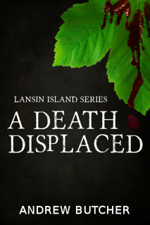 A Death Displaced:  A New Paranormal Mystery'