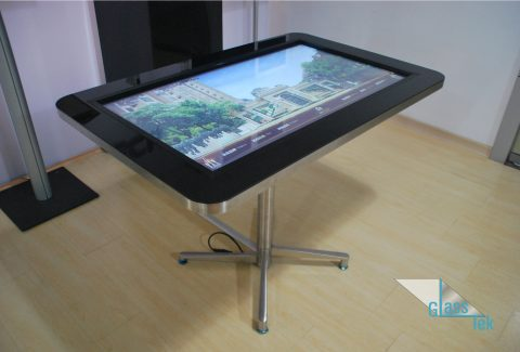 Touch screen frame'