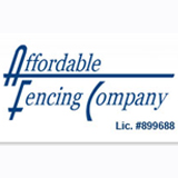 Company Logo For Affordable Fencing Company'