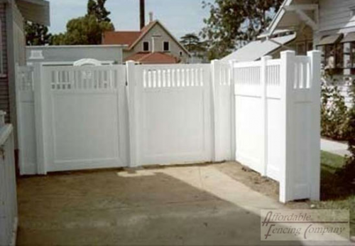 Company  Affordable Fencing Company'