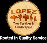 Company Logo For Lopez Tree Service'