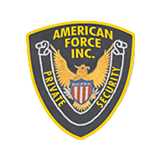 Company Logo For American Force Private Security Inc.'