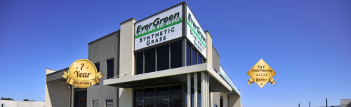 Evergreen Synthetic Grass'