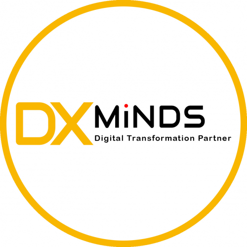 Company Logo For DxMinds Technologies'