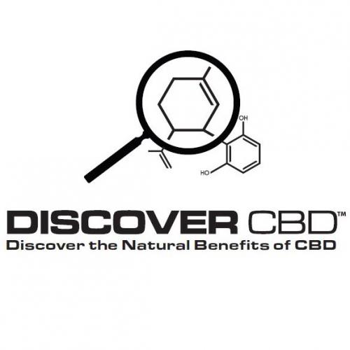 Company Logo For Discover CBD'
