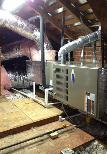 Heating and Air Conditioning'