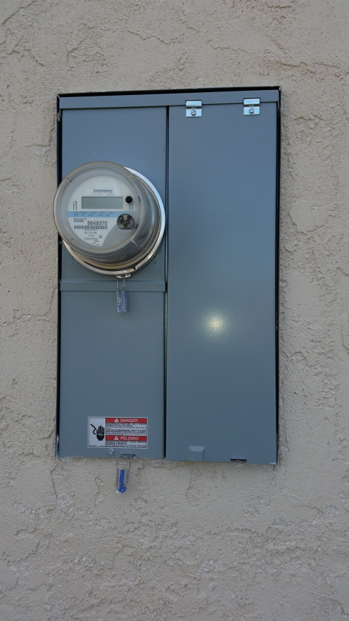 Electrical Panel Upgrade'
