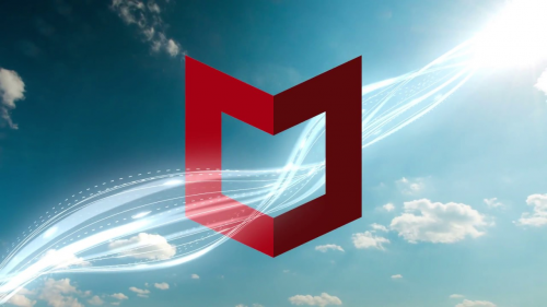 Company Logo For McAfee Activate'