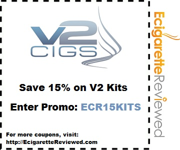 V2 Cigs Promo Code'