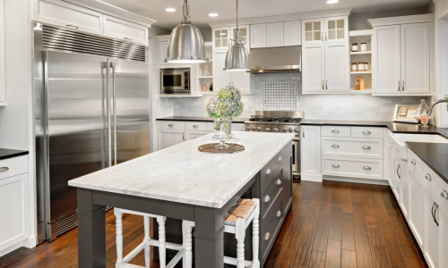Kitchen Cabinetry'