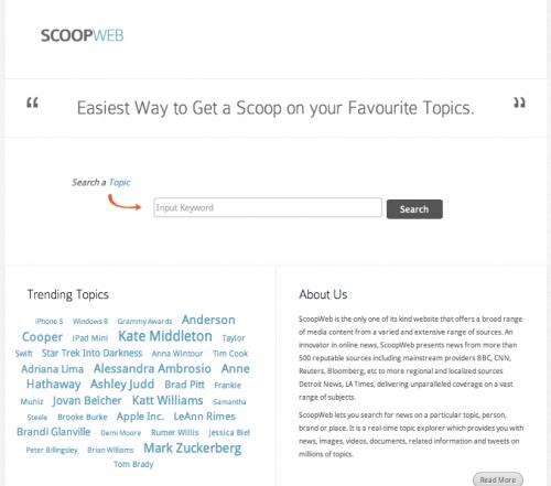 ScoopWeb'