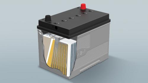 AGM Batteries Market'