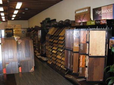 Hardwood Floor'