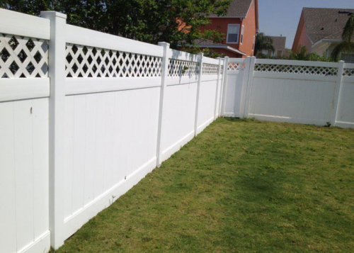 Company Vinyl Fence'