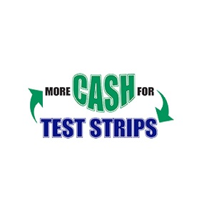 Company Logo For More Cash For Test Strips'
