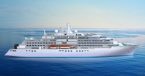 Cruise Ship Expedition Market'