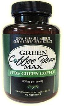 Green Coffee Bean Max'