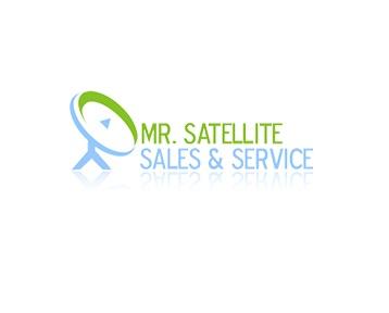 Company Logo For Mr. Satellite'