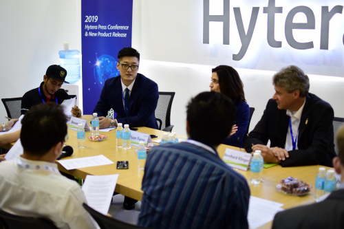 Hytera Emphasises itself as Professional and Private Wireles'