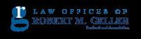 Law Offices of Robert M. Geller Logo