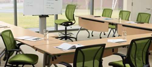 Institutional and Office Furniture Market'