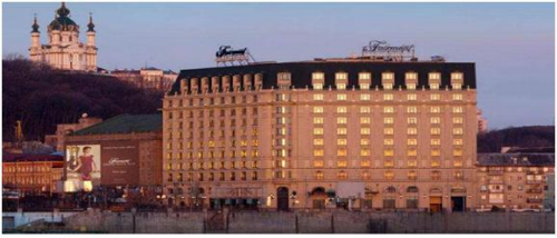 Fairmont Grandhotel, Kiev'