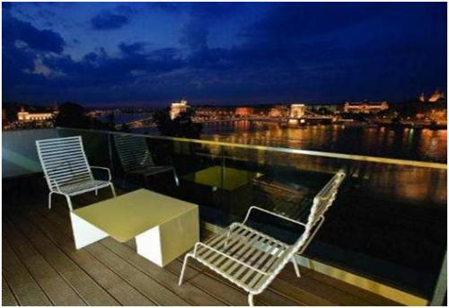 Lanchid 19 Hotel, Budapest'