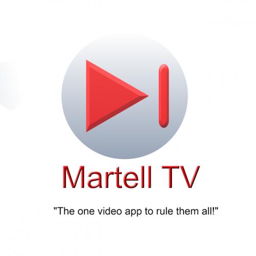 Martell TV app'