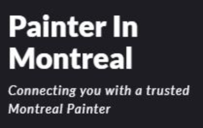 Company Logo For Montreal Painter Residential and Commercial'