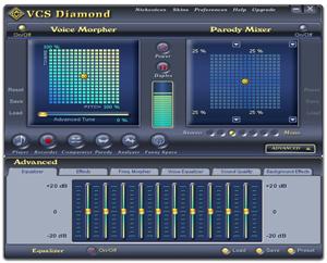 AV Voice Changer Software Diamond'