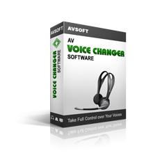 AV Voice Changer Software'