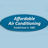 Affordable Air Conditioning & Heating Logo