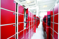 Smart Storage Locker