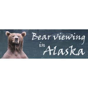 Company Logo For Bear Viewing in Alaska'