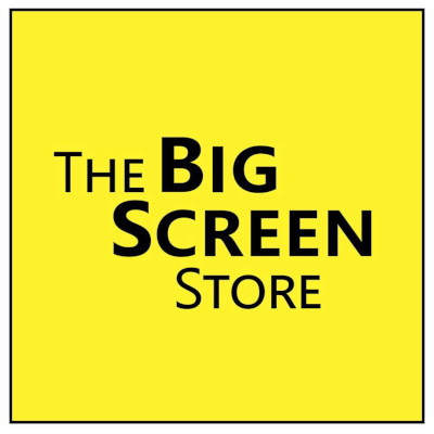 Company Logo For The Big Screen Store'