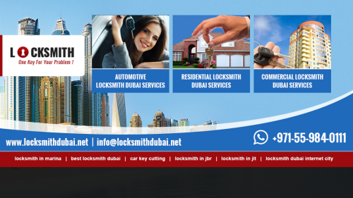 Locksmith in Dubai'