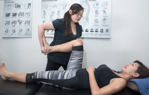 Physiotherapy East'