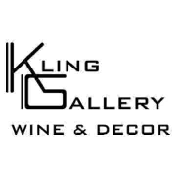 Company Logo For Kling Gallery Wine & Decor'