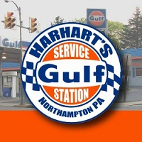 Harharts Service Station, Inc Logo