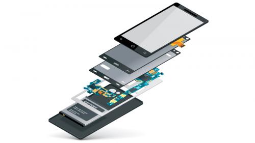 Smartphone Display Market'