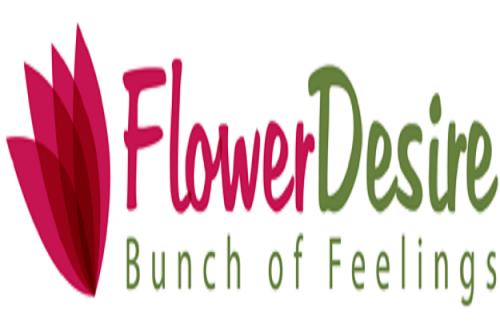 Company Logo For flowerdesire'