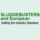 Sludgebusters Septic Service Logo