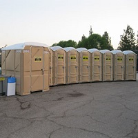 Toilet-rental'